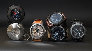 These are the Samsung Gear S3 smartwatches you'll never own