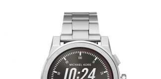 Michael Kors returns for Android Wear round 2.0, this time with jewels