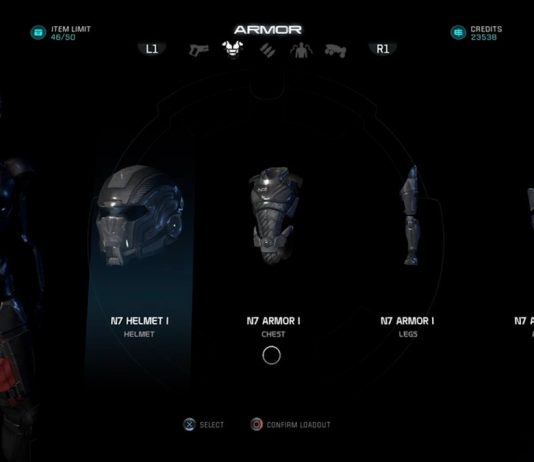 How to get the N7 armor in Mass Effect: Andromeda