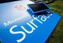 Microsoft Surface could be used by NFL referees to judge replays