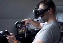 Quark VR releases video teaser for wireless HTC Vive kit