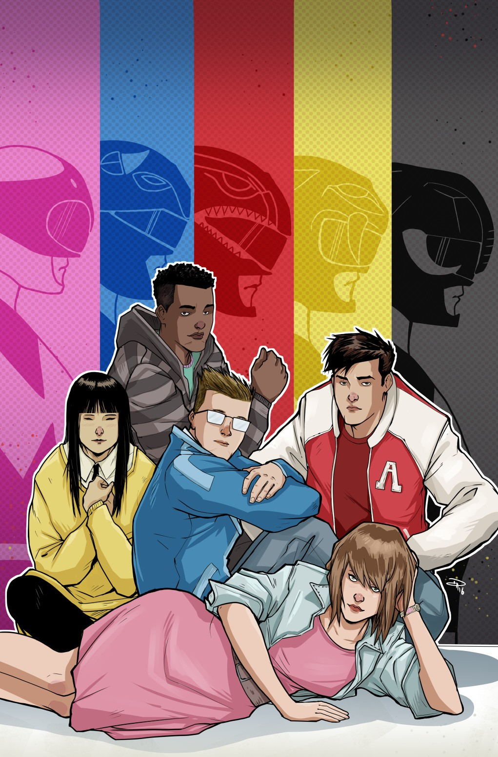 It S Morphin Time With These Power Rangers Wallpapers Aivanet