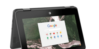 Google releases Chrome OS 57 to stable channel, adds features for tablet mode