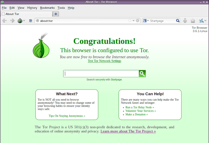 Tor Messenger - Onion router anonymous messaging