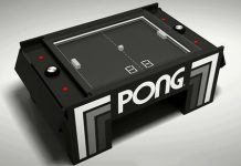 Awesome tech you can't buy yet: Self-cleaning gym bags and coffee table Pong
