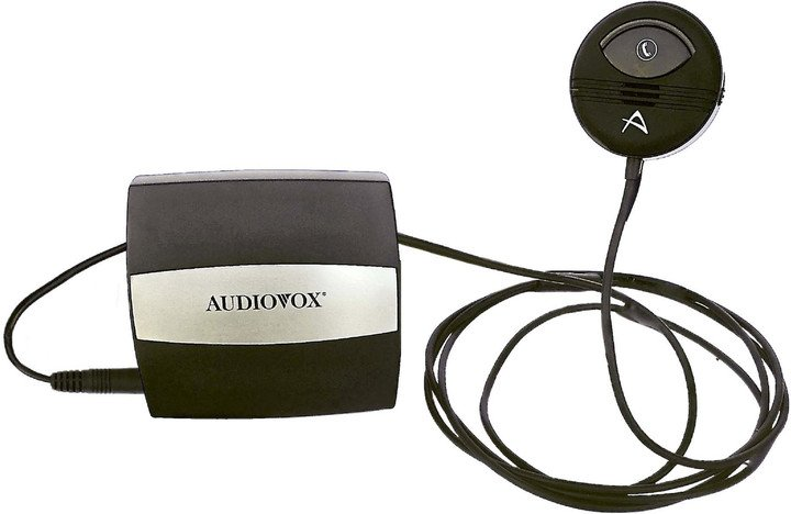 Audiovox Carstream Bluetooth Interface