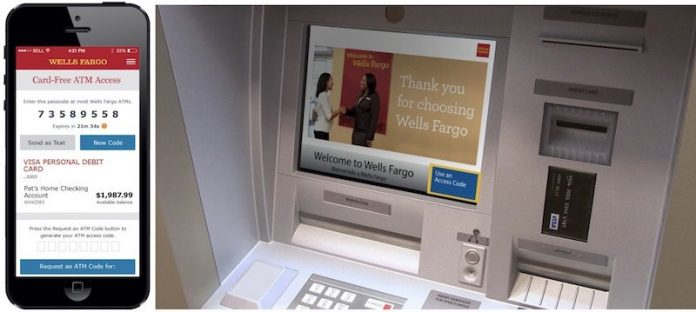 Wells Fargo Will Debut ATM Apple Pay Transactions 'Later This Year'