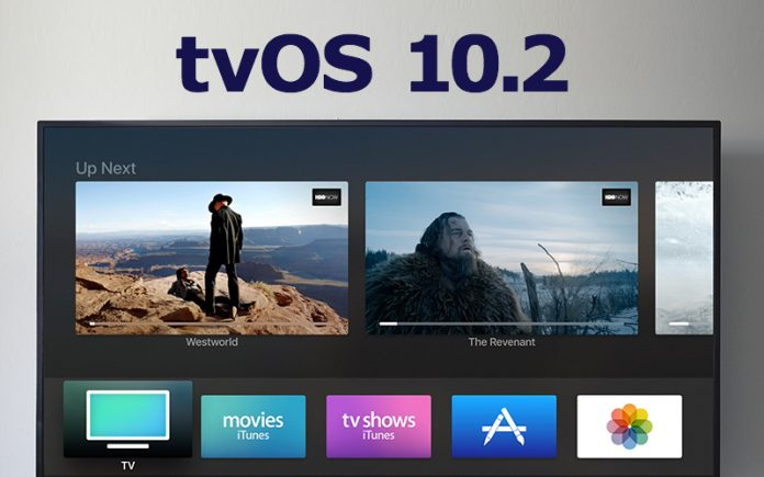 Apple Releases tvOS 10.2 With Improved Scrolling