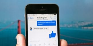 Live Location lets you share your real-time whereabouts in Facebook Messenger