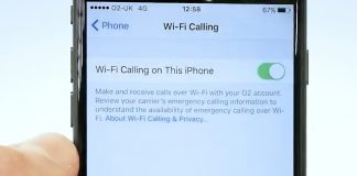 Wi-Fi Calling and VoLTE Expand to O2 and Other Carriers on iOS 10.3