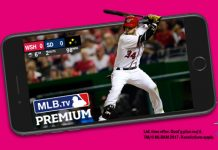 T-Mobile Gifting Customers Free Year of MLB.TV Premium Ahead of 2017 Season