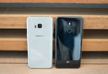 Samsung Galaxy S8 vs. LG G6: Tall, skinny and very similar