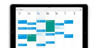 Google's official calendar app is finally ready for your iPad