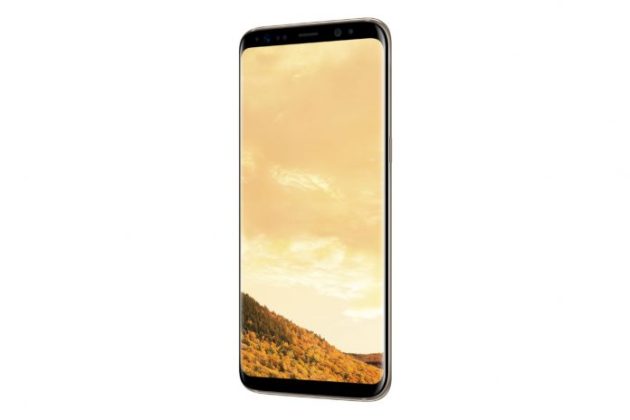 The Galaxy S8 vs. the competition: Both beauty and beast