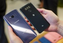 Samsung Galaxy S8 vs. LG G6: Battle of the ultra-slim bezels