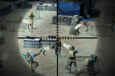 'Tom Clancy's ShadowBreak' brings tactical first-person shooting to mobile devices