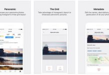 Apple Store App Offering Free Download of Instagram Tool 'Panols' For Sharing Panoramic Shots
