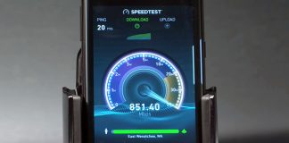 T-Mobile shows off how incredibly fast gigabit LTE is on the Samsung Galaxy S8