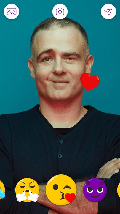 memoji by facetune turns selfies into emojis zeev farbman lightricks ceo kiss