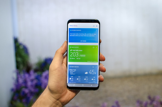 Fans get Bixby up and running on Galaxy S7, though not