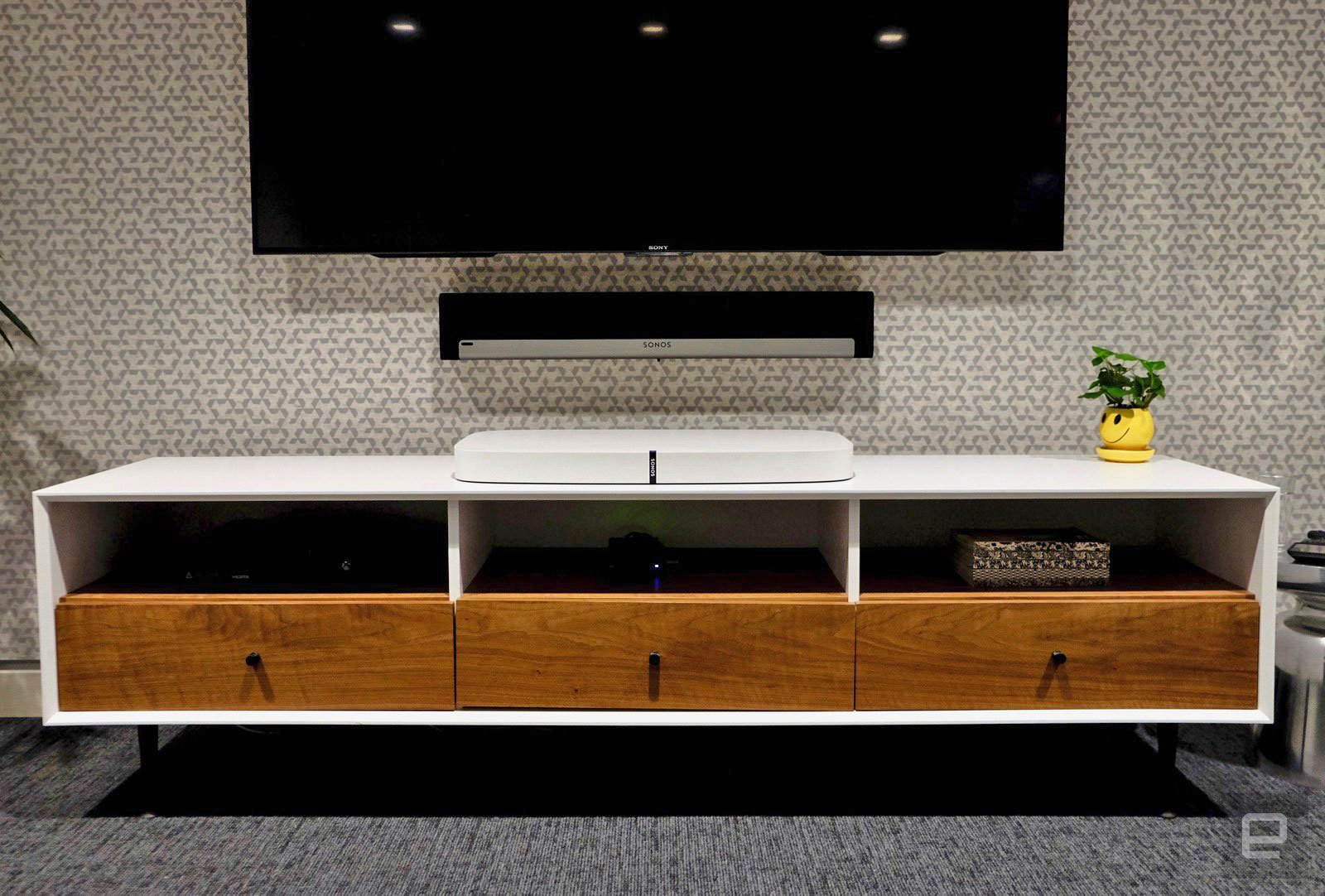 Sonos Playbase Review The Only Speaker Your Living Room