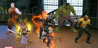 Marvel RPG will let you play as Spidey or Hulk on consoles