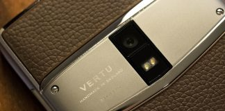 Vertu Constellation Review: The Billionaire's Phone