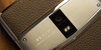 Vertu Constellation Review: The Billionaire's Phone
