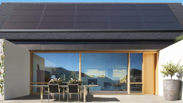 Tesla reveals a sleek solar panel built for your existing roof