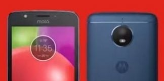 Motorola may be readying a $100 Moto C as the Moto E4 breaks cover
