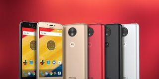 Motorola budget phones, Moto C and Moto C Plus, revealed in new leak