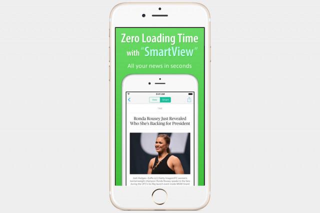 SmartNews App