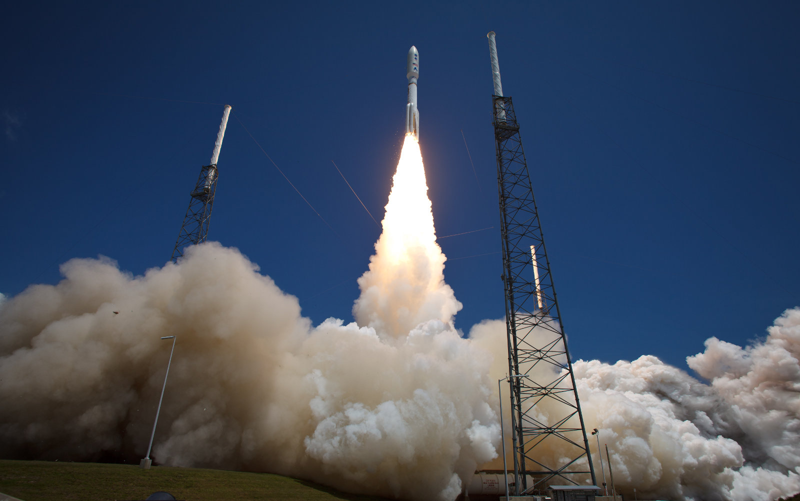 Watch NASA's first 360-degree live stream of a rocket ...
