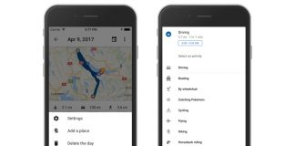 Google Maps for iOS Gains New Timeline Feature