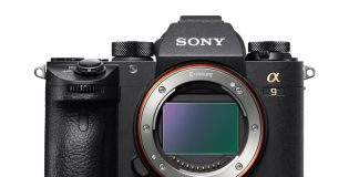 Sony's A9 is a powerhouse full-frame flagship camera
