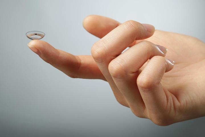 Novartis smart contacts
