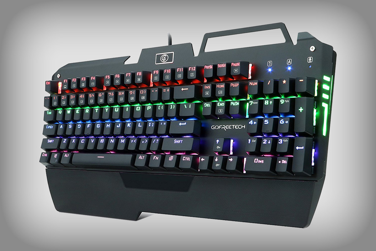 Maximize Typing Accuracy Comfort With Krbn Mechanical