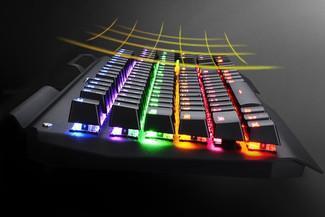 KrBn mechanical keyboard