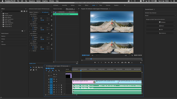 Video editors can work better together in Adobe Premiere Pro