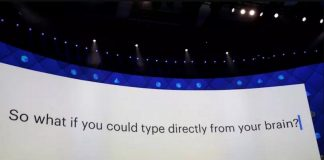 Facebook Working on Tech That Will Let You Type Texts, Emails, and Status Updates Using Your Brain