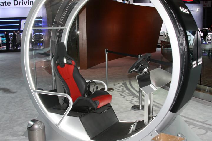 Acura NSX Experience