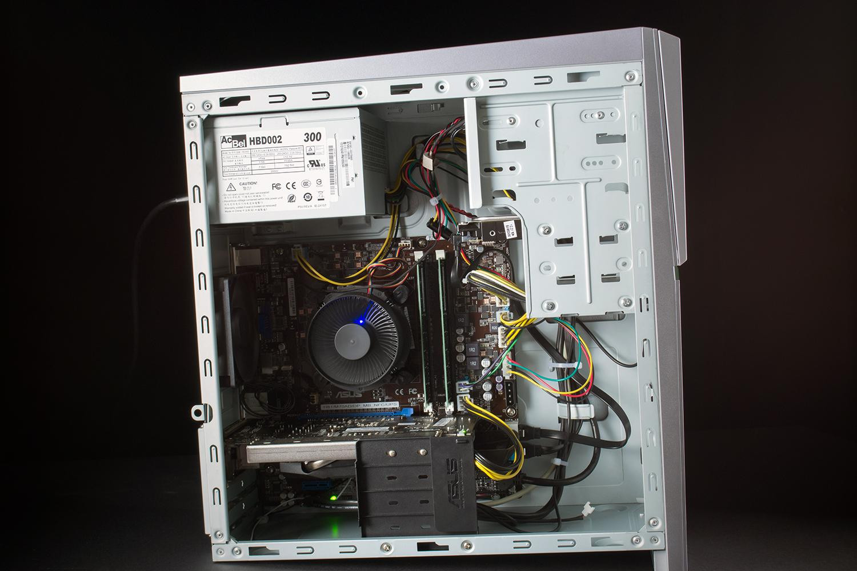 ASUS M70AD US003S review desktop components