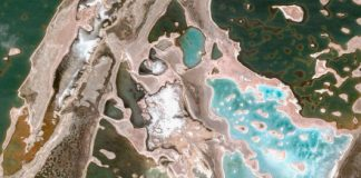 Google Earth View highlights surreal scenes from around the globe