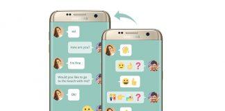 Samsung's emoji chat app helps people with language disorders