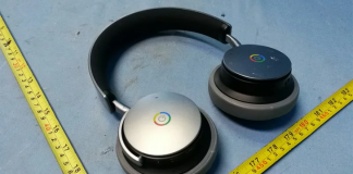 Google-branded headphones pass through the FCC, and they're ... uninspiring