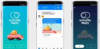 Samsung's auto-reply app fights distracted driving
