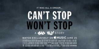 Sean Combs' Documentary 'Can't Stop, Won't Stop' to Debut Exclusively on Apple Music This June