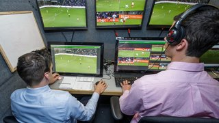 Video referees will be used at 2018 FIFA World Cup Finals