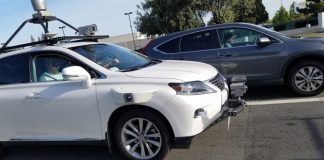 Lexus SUV Being Used for Apple's Self-Driving Software Test Spotted on the Road