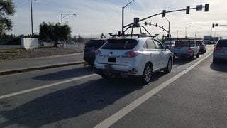 Apple's already been spotted testing its self-driving Lexus - see it here